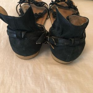 Anthropologie Shoes - Anthropologie beautiful sandals